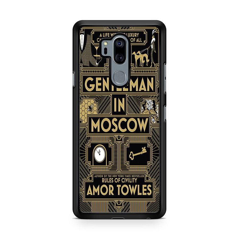 A Gentleman In Moscow LG G7 thinq Case