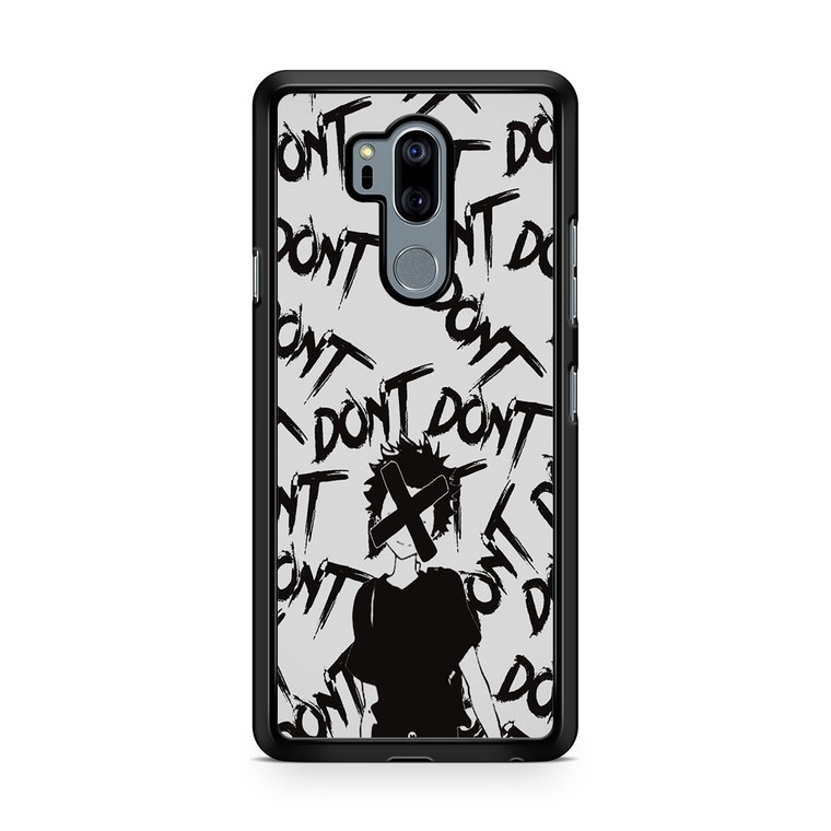A Silent Voice Shouya Ishida LG G7 thinq Case
