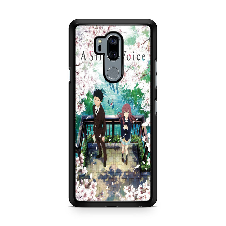 A Silent Voice LG G7 thinq Case