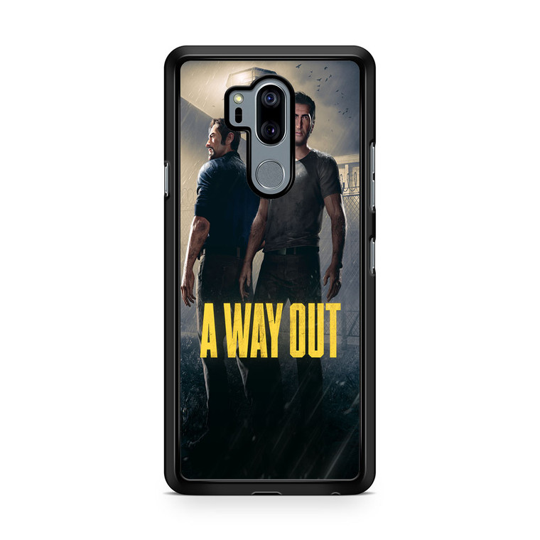 A Way Out Games LG G7 thinq Case