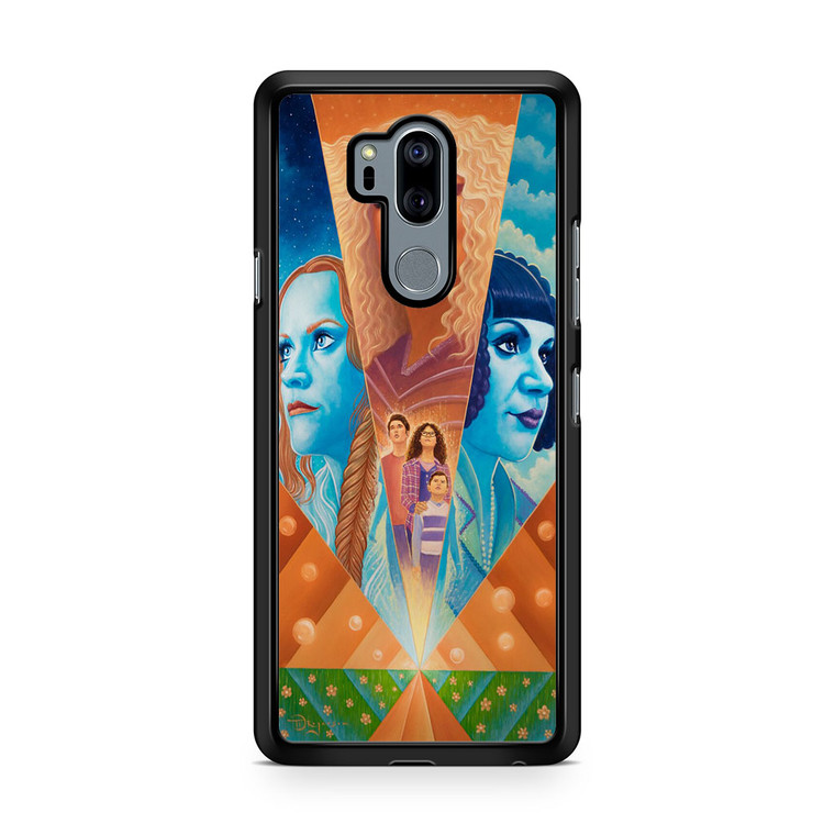 A Wrinkle In Time Fanart LG G7 thinq Case