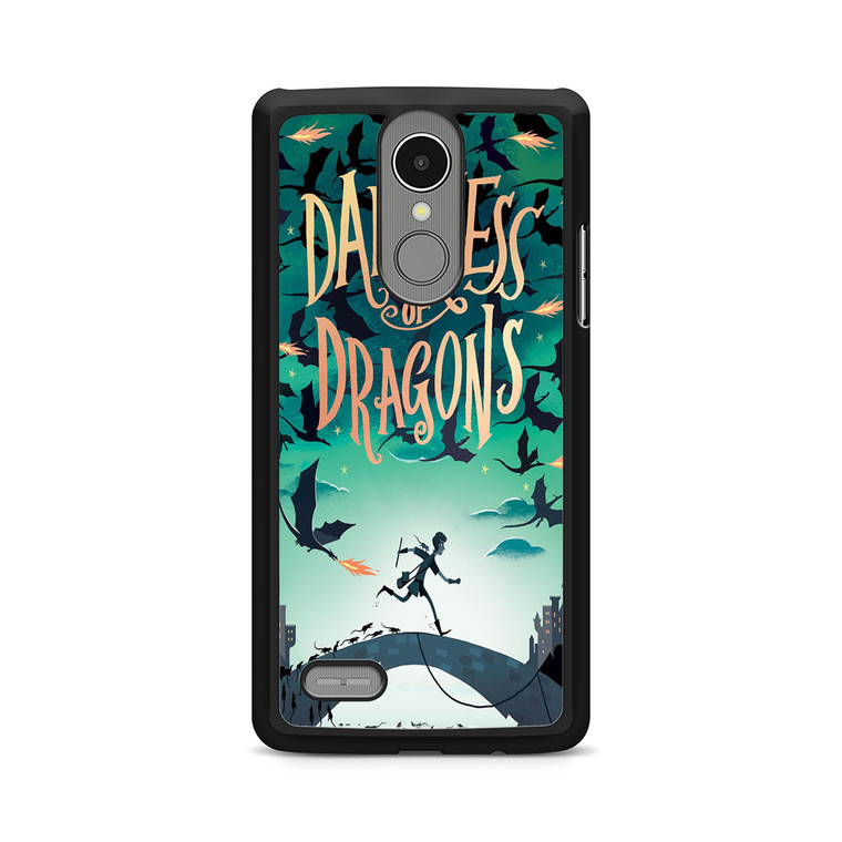 A Darkness Of Dragons LG K8 Case
