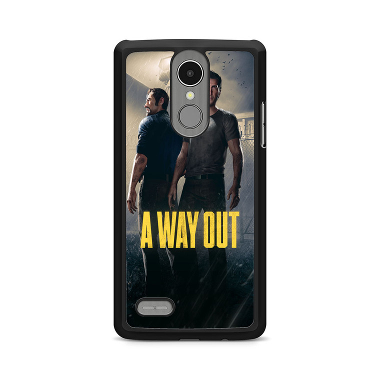 A Way Out Games LG K8 Case