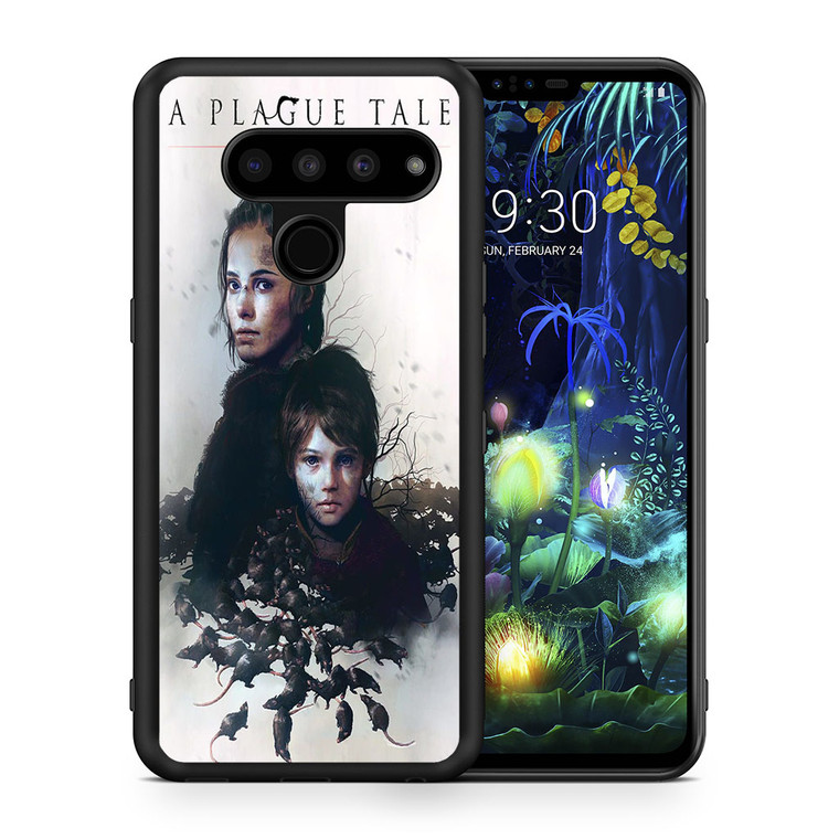 A Plague Tale Innocence LG V50 thinq Case