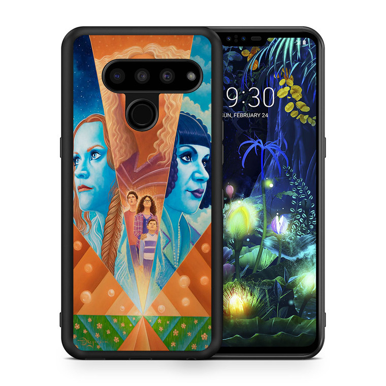 A Wrinkle In Time Fanart LG V50 thinq Case