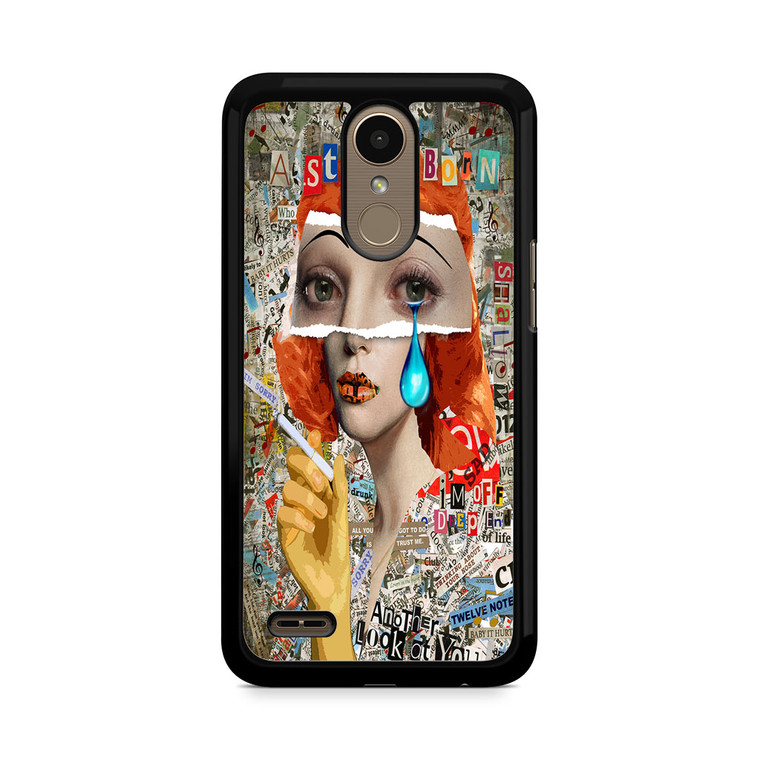 A Star Is Born Pop Art LG K10 2017 / 2018 Case