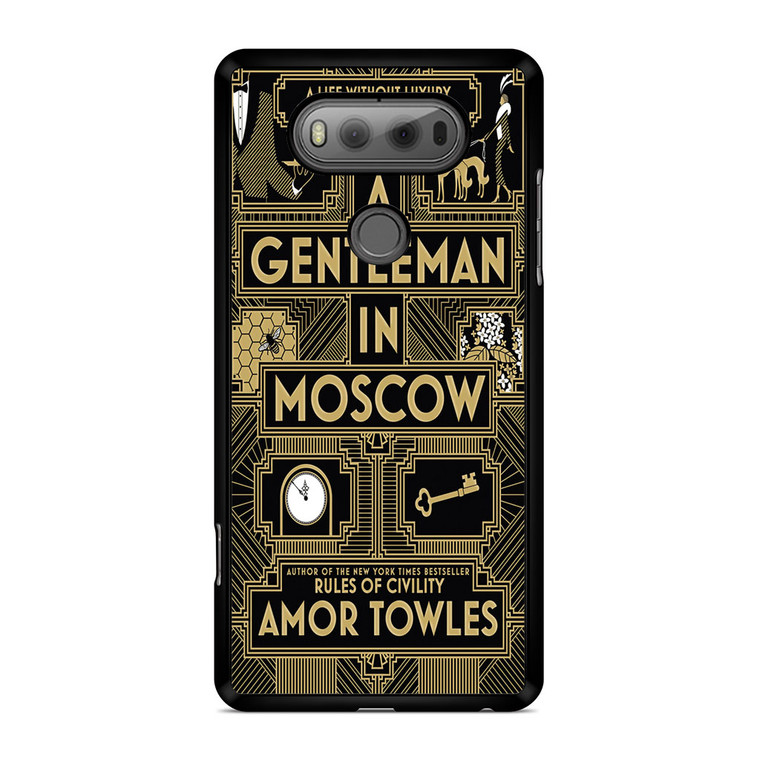 A Gentleman In Moscow LG V20 Case
