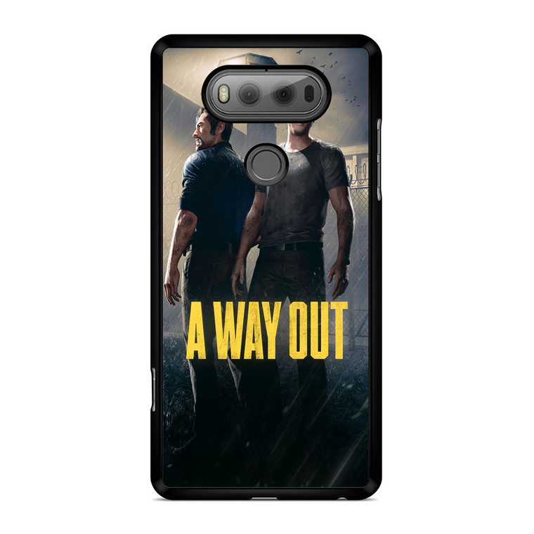 A Way Out Games LG V20 Case
