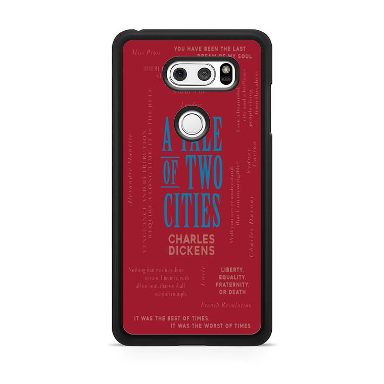 A Tale Of Two Cities By Charles Dickens LG V30 Case