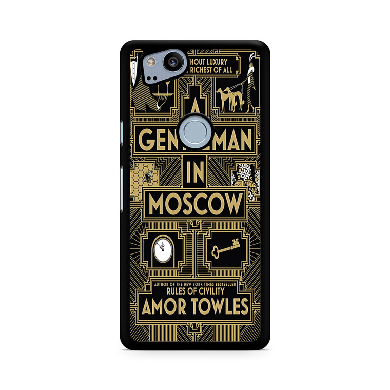 A Gentleman In Moscow Pixel 2/ 2XL Case