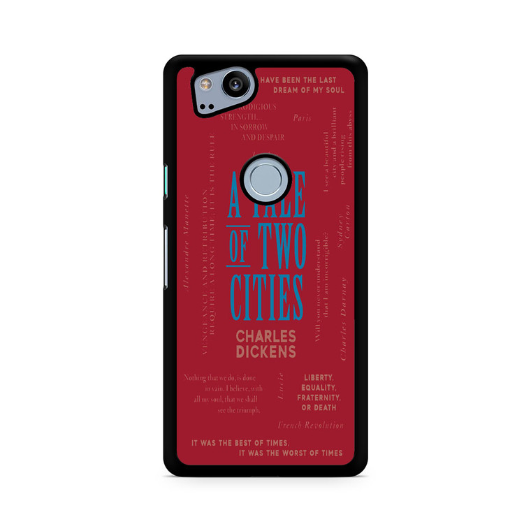 A Tale Of Two Cities By Charles Dickens Pixel 2/ 2XL Case