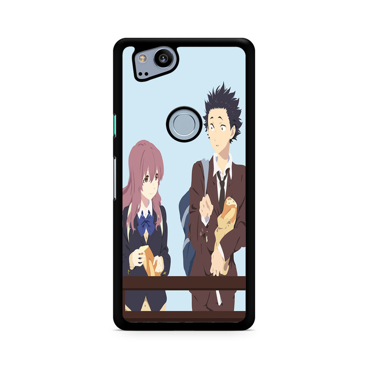 A Silent Voice Shouya Ishida And Nishimiya Shouko Pixel 2/ 2XL Case