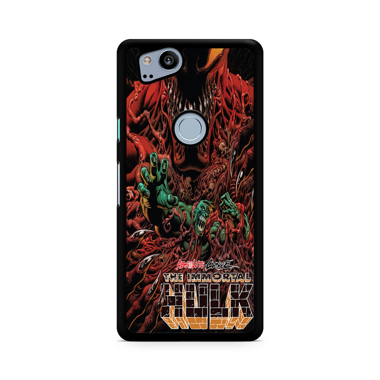 Absolute Carnage The Immortal Hulk Pixel 2/ 2XL Case