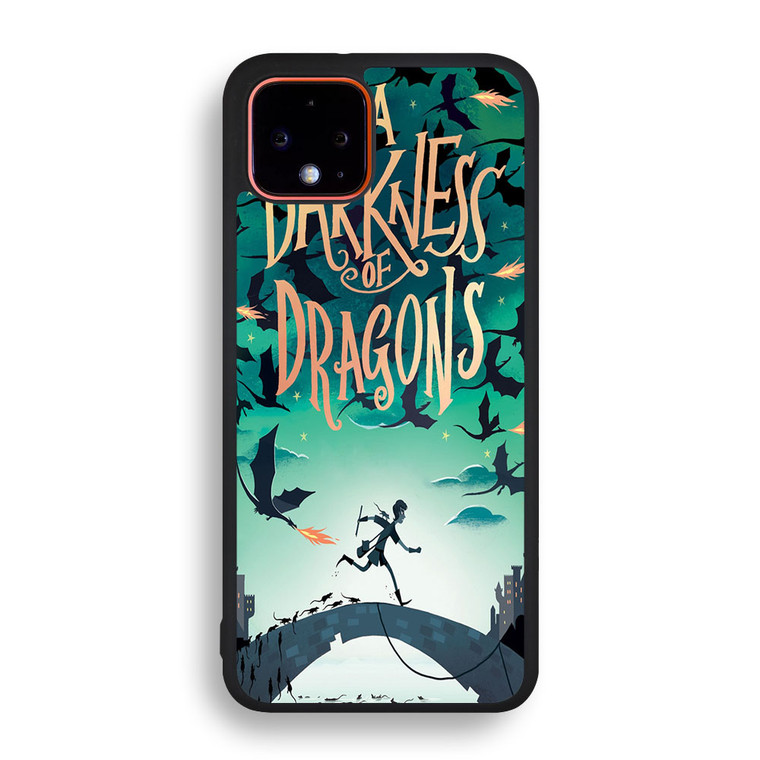 A Darkness Of Dragons Pixel 4/ 4XL Case