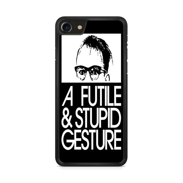 A Futile And Stupid Gesture Movie iPhone 8/ 8 Plus Case