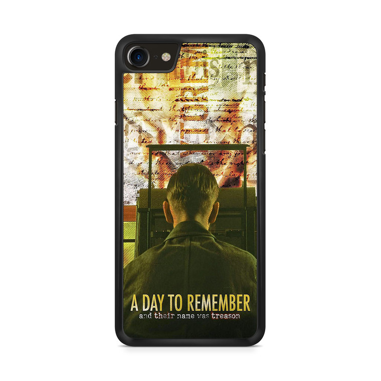 A Day To Remember Discografia iPhone 8/ 8 Plus Case