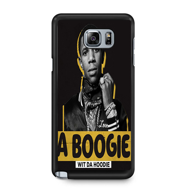 A Boogie Wit Da Hoodie Tickets Samsung Galaxy Note 5 Case
