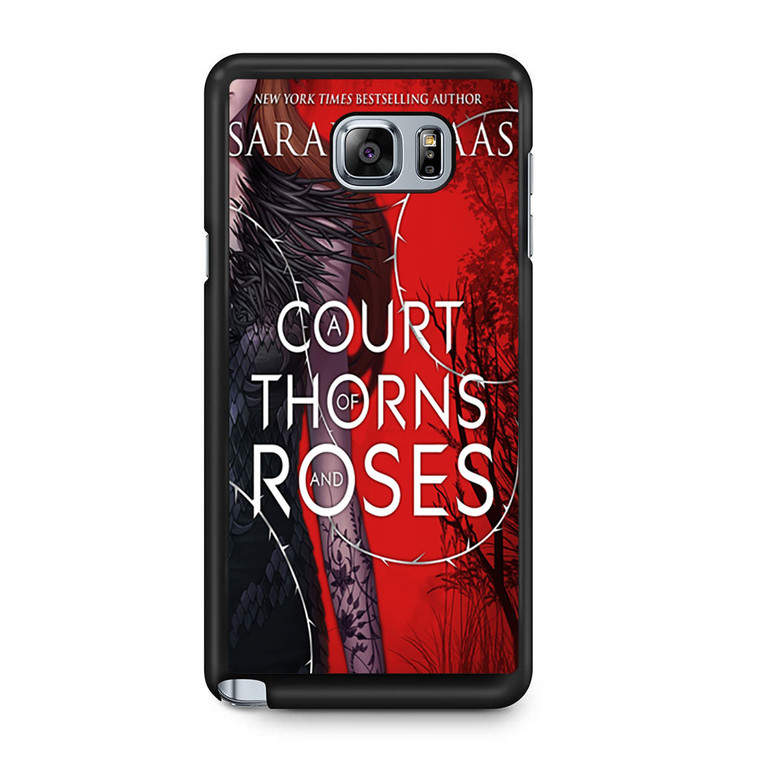 A Court Of Thorns And Roses Samsung Galaxy Note 5 Case