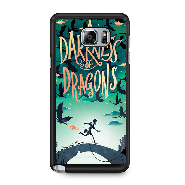A Darkness Of Dragons Samsung Galaxy Note 5 Case