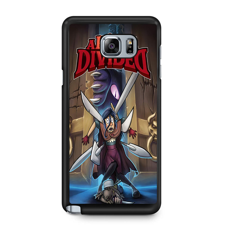 A House Divided Samsung Galaxy Note 5 Case
