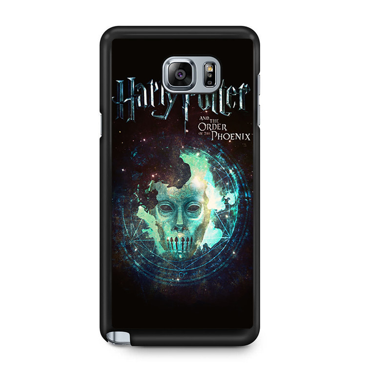 ?Harry Potter And The Order Of The Phoenix Samsung Galaxy Note 5 Case
