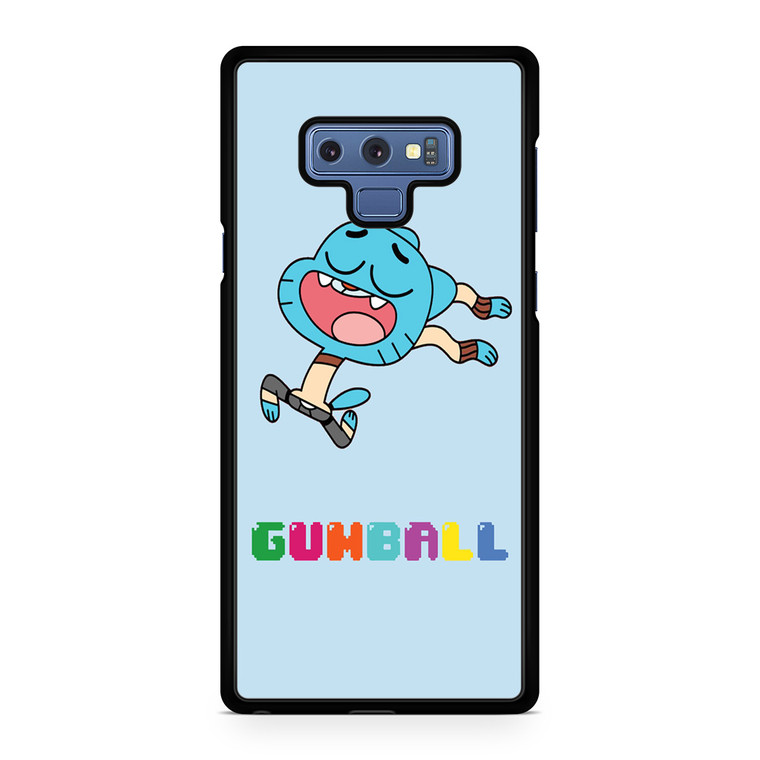 Gumball Watterson Samsung Galaxy Note 9 Case