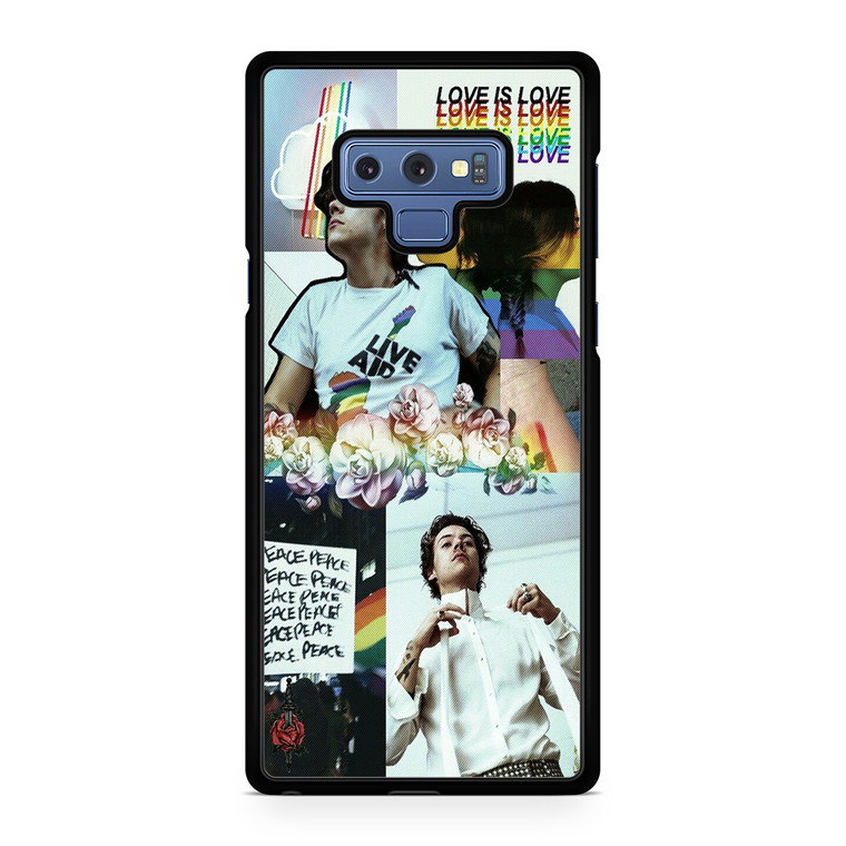 Harry Styles Aesthetic Samsung Galaxy Note 9 Case