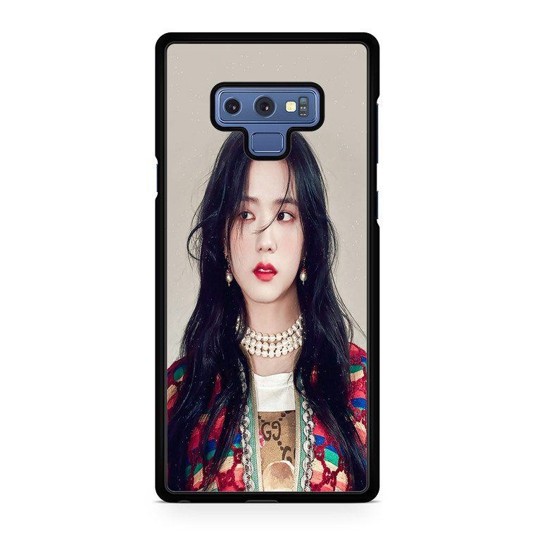 Jisoo Blackpink Photoshoot Samsung Galaxy Note 9 Case