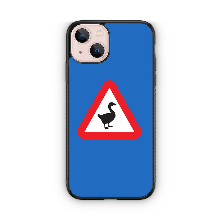 Untitled Goose Game Logo Only iPhone 13 | iPhone 13 Pro | iPhone 13 Pro Max Case