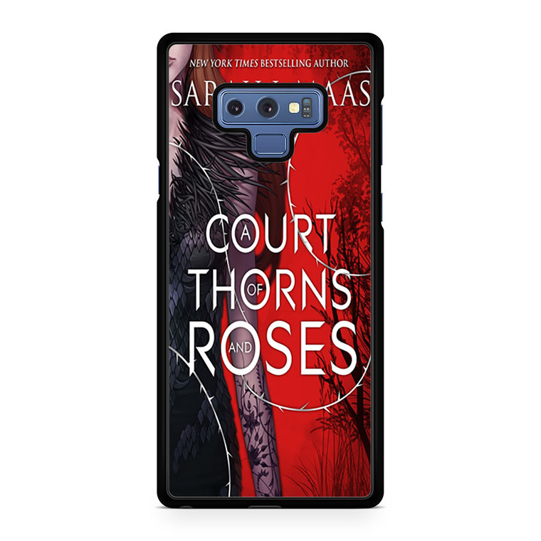 A Court Of Thorns And Roses Samsung Galaxy Note 9 Case