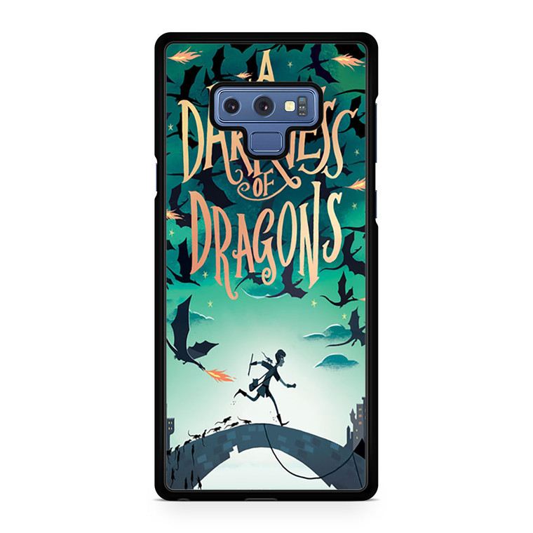 A Darkness Of Dragons Samsung Galaxy Note 9 Case