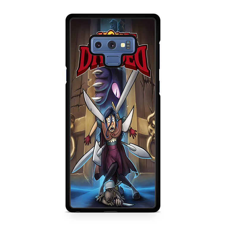 A House Divided Samsung Galaxy Note 9 Case