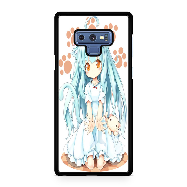 A Loli A Day Anime Samsung Galaxy Note 9 Case