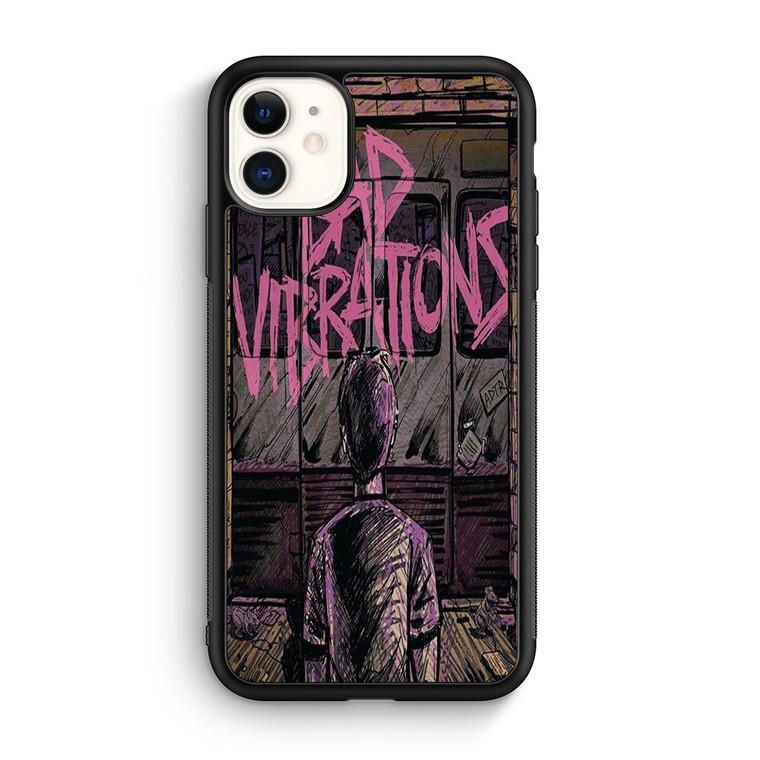 A Day To Remember Bad Vibrations iPhone 11/11 Pro/11 Pro Max Case