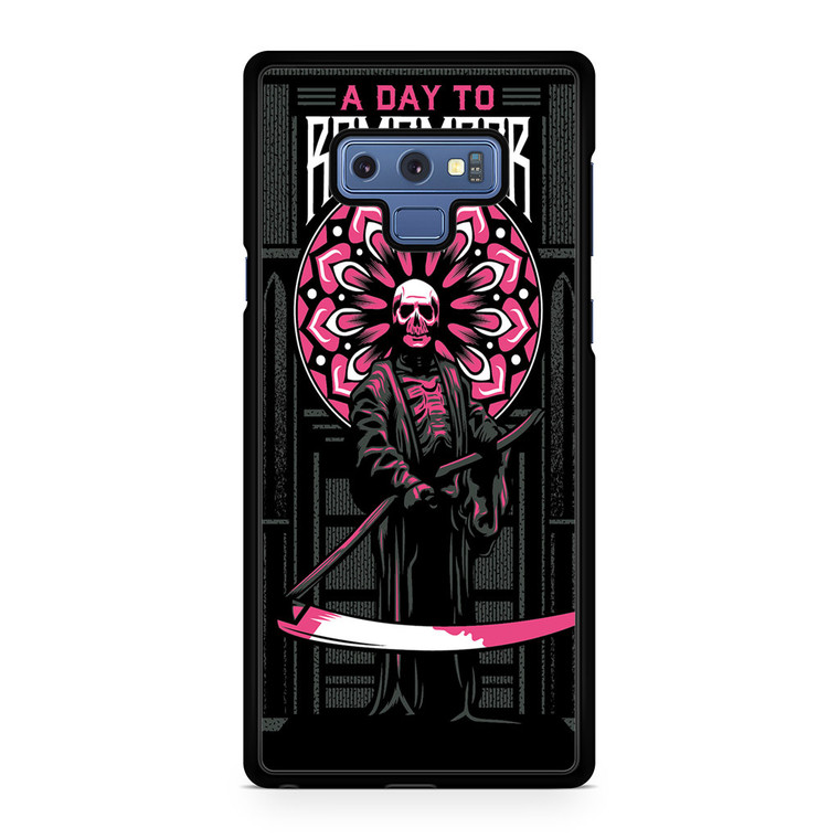 A Day To Remember Tour Samsung Galaxy Note 9 Case