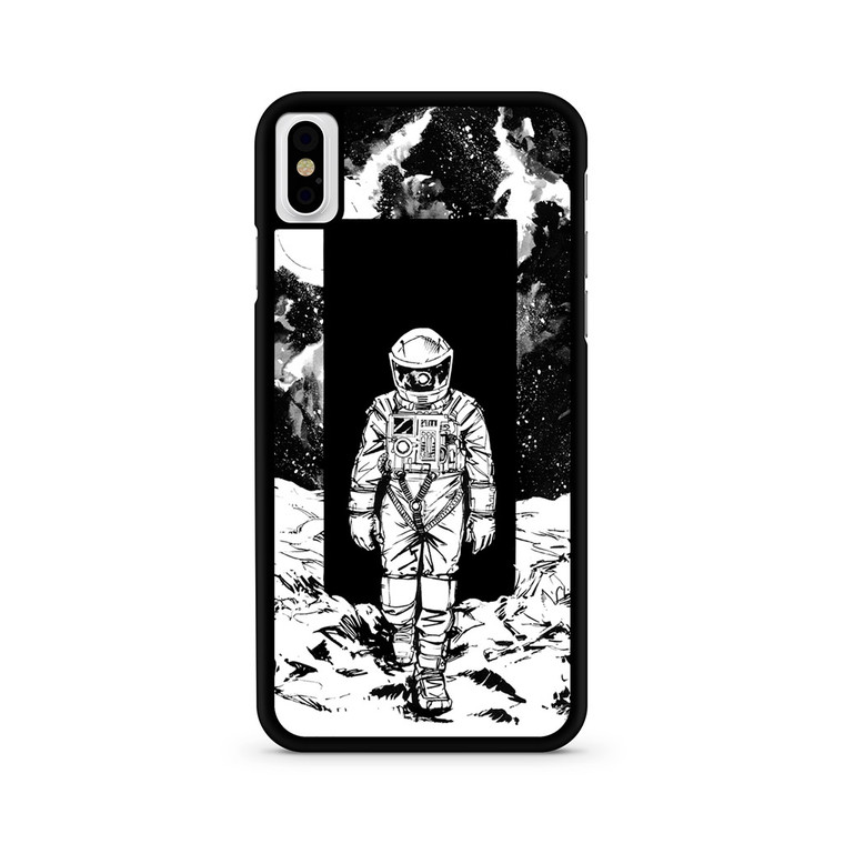 A Space Odyssey 2001 Drawing iPhone X/ XS/ XS Max Case