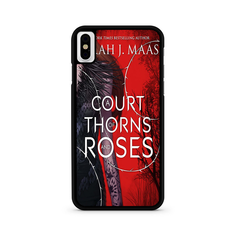 A Court Of Thorns And Roses iPhone X/ XS/ XS Max Case