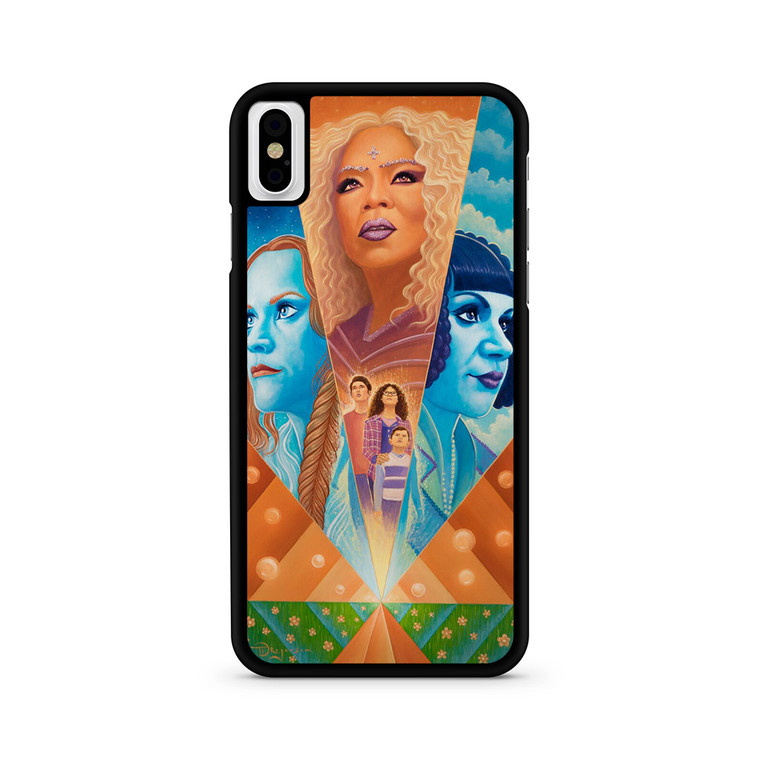A Wrinkle In Time Fanart iPhone X/ XS/ XS Max Case