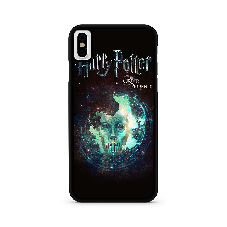 ?Harry Potter And The Order Of The Phoenix iPhone X/ XS/ XS Max Case