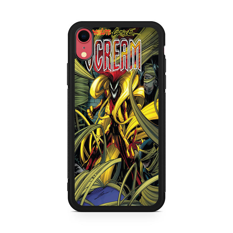 Absolute Carnage Scream iPhone XR Case