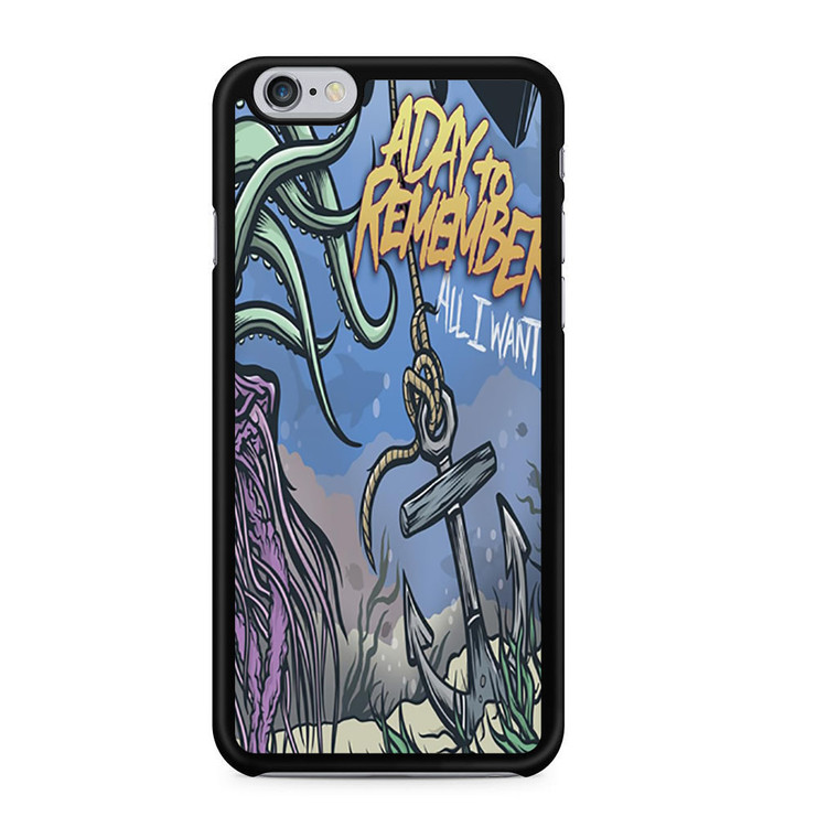 A Day To Remember All I Want iPhone 6/6 Plus Case