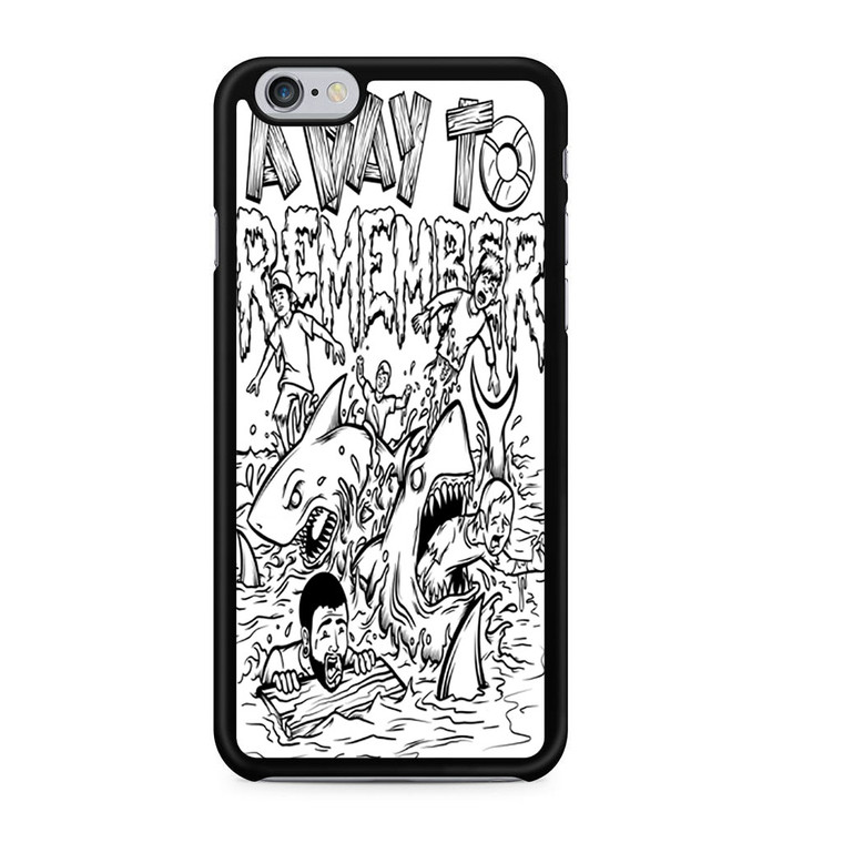 A Day To Remember Shark Week iPhone 6/6 Plus Case