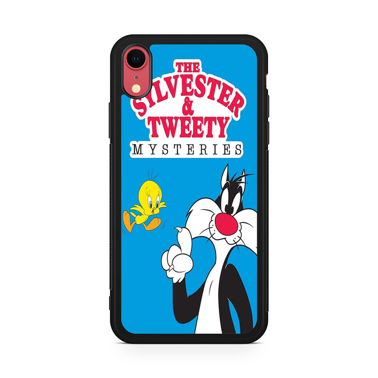 The Sylvester And Tweety Mysteries iPhone XR Case