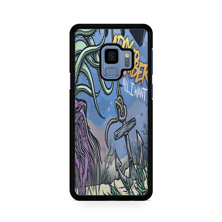 A Day To Remember All I Want Samsung Galaxy S9/S9 Plus Case