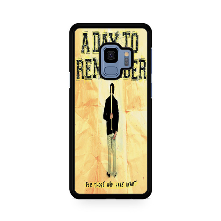 A Day To Remember For Those Who Have Heart Samsung Galaxy S9/S9 Plus Case
