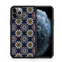 Abstract Flowers Patterns iPhone 11/11 Pro/11 Pro Max Case