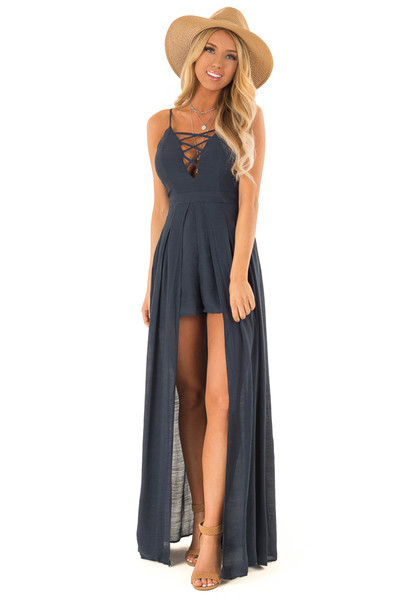 Cute Maxi Dresses and Rompers