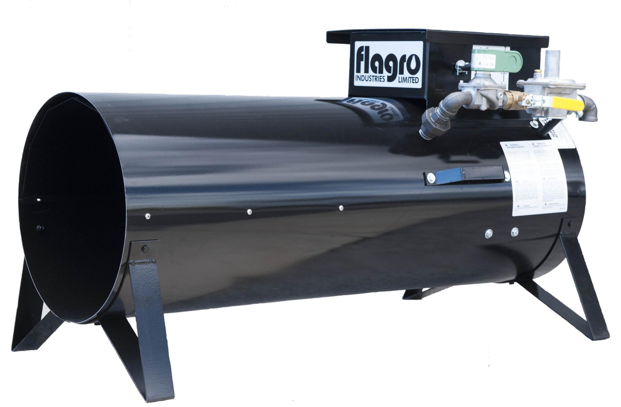 400,000 BTU Dual Fuel Construction Heater Rental Starting At