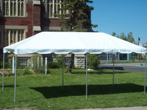 10 x 20 West Coast Frame Canopy Tent Rental Starting At: