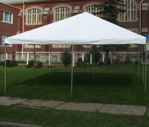 20 x 20 West Coast Frame Canopy Tent Rental Starting At:
